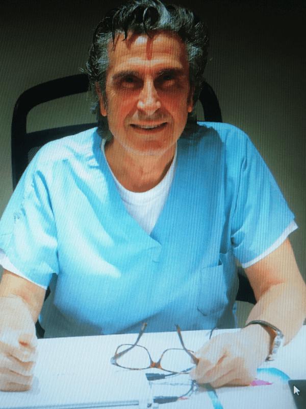 Domenico Alberti | Specialista in Chirurgia Vascolare